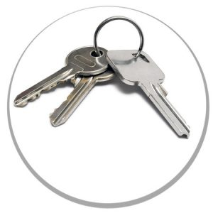 clés sur sceaux
