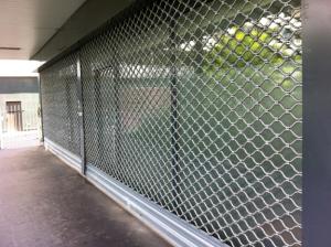 rideaux métallique sur Boulogne